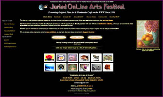 Juried OnLine Arts Fesival